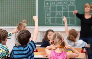 perica u školi