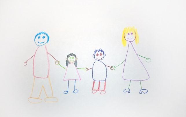 crtanje porodica