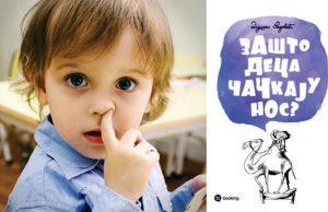 Zašto deca čačkaju nos?