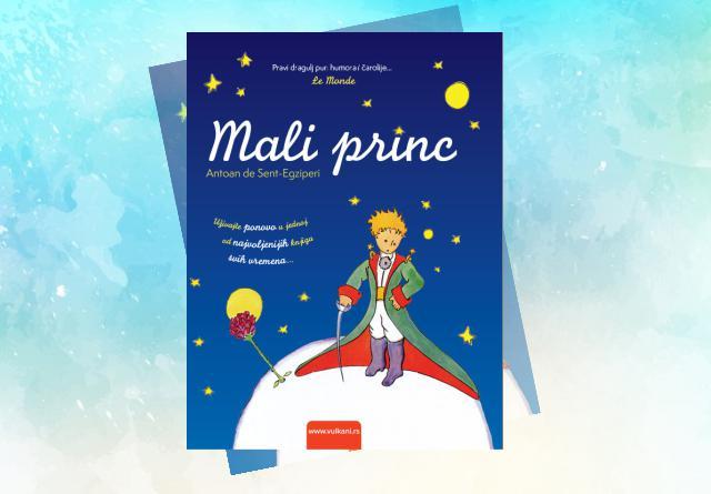 mali princ knjiga