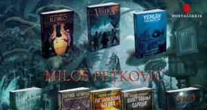 knjige miloša petkovića