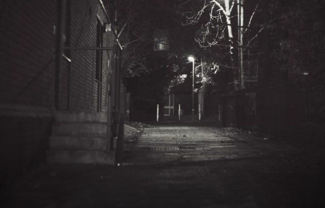 mračna ulica
