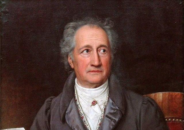Nemački pesnik Gete, Vukov prijatelj (wikimedia.org/javno vlasništvo