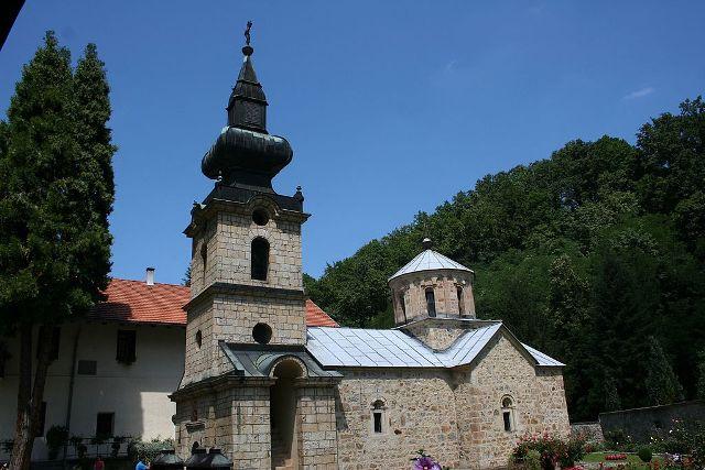 Manastir Tronosa (wikimedia.org/Ванилица)