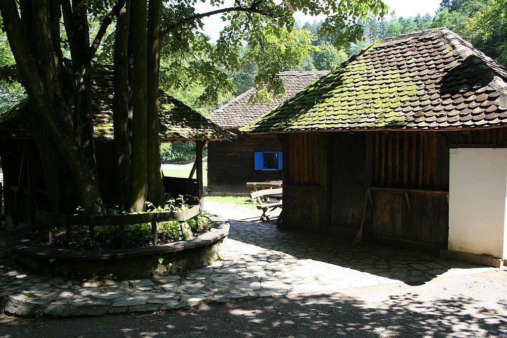 Spomen park Trsic (wikimedia.org/Ванилица)