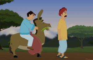 mlinar njegov sin i magarac