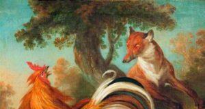 Lisica i petao
