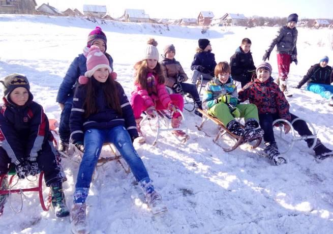 """Zima u mom selu"""" – pismeni sastav iz srpskog jezika - Moje dete"""