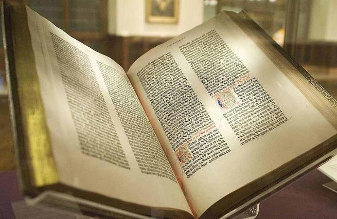 Biblija Gutemberg