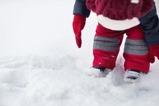 Prvi sneg pesmice