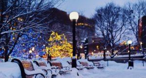zima u mom gradu