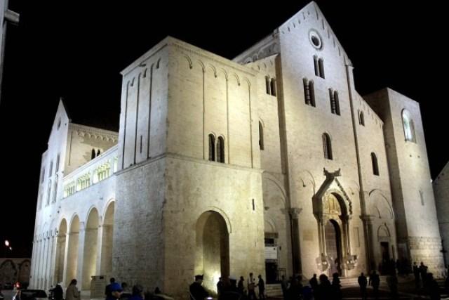bazilika svetog Nikole u Bariju