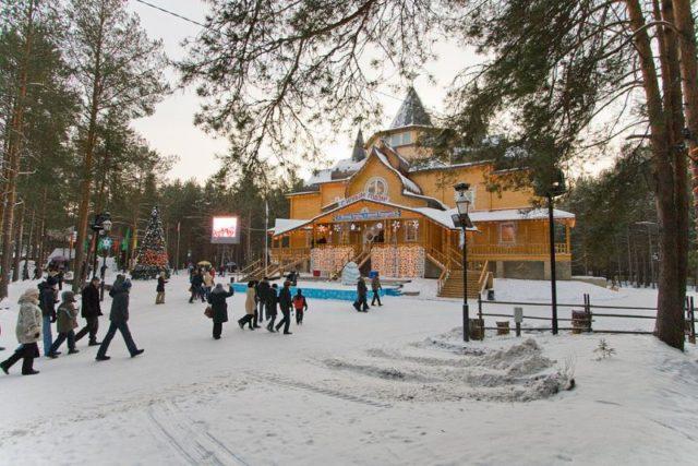 Veliki Ustjug - kuća Ded Moroza (foto: wikimedia/c3c)