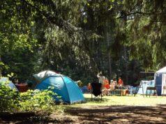 Šator za kampovanje