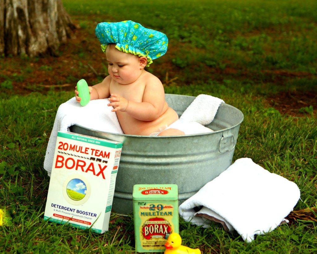 prvo kupanje bebe