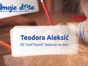 Teodora Aleksić