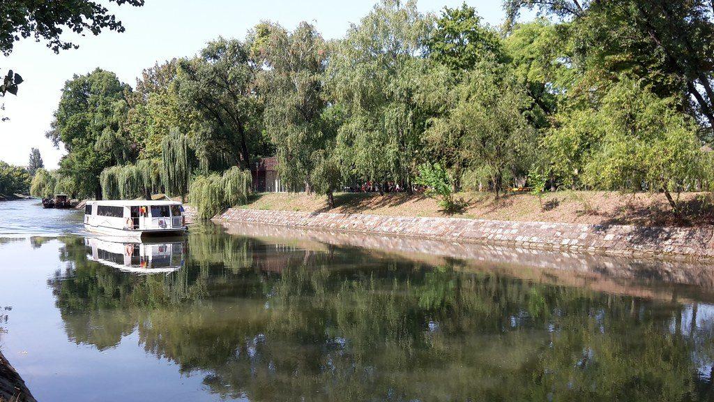 Reka Begej - Temišvar