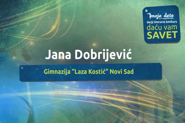 Jana Dobrijević ilustracija