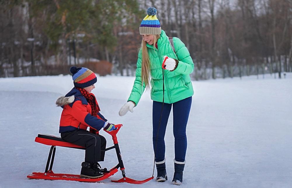 porodica-zima-fizička-aktivnost