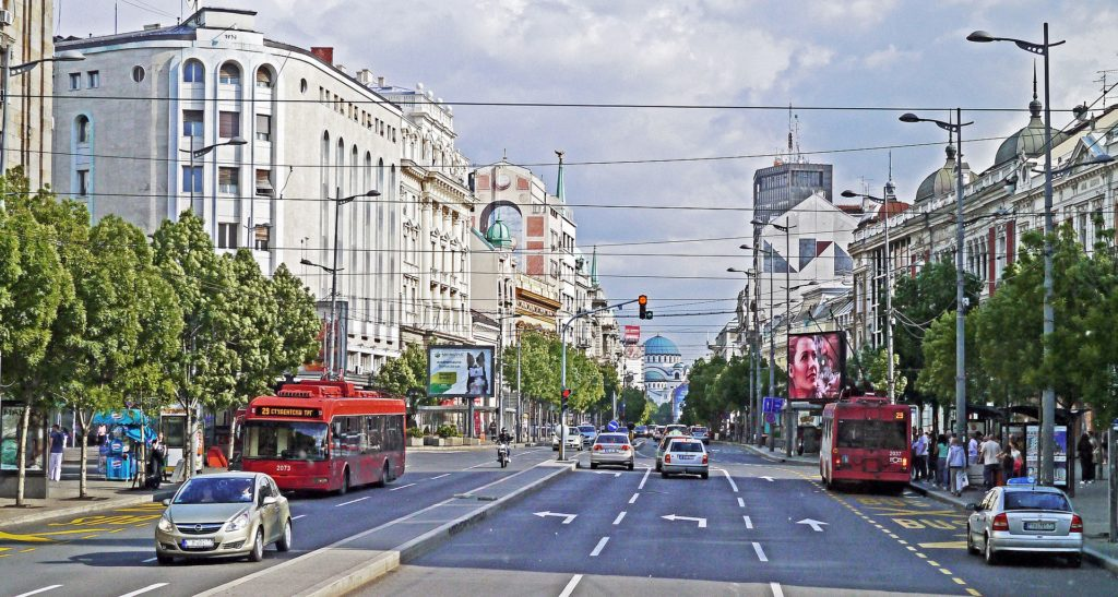 beograd-saobraćaj