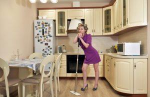 održavanje čistoće kuće