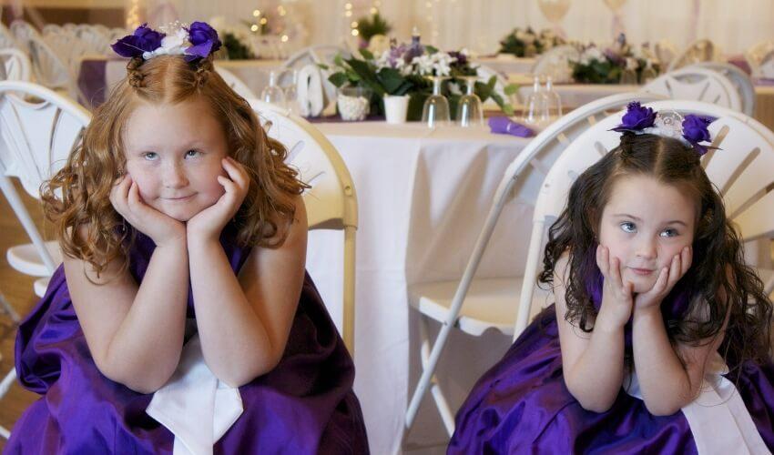 devojčice-venčanje-ljubičasta-haljina