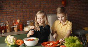 kuvanje sa decom